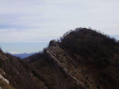 Monte Manico del Lume mt. 801
