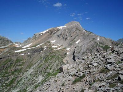 Monte Maniglia mt. 3183