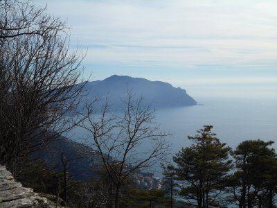 Monte di Portofino mt. 608