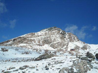 Monte Mongioia (Bric de Rubren) mt. 3340