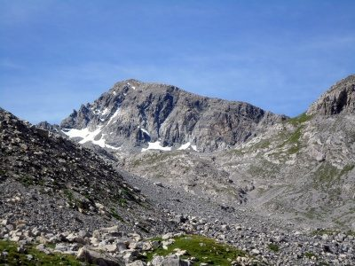 Monte Sautron mt. 3166