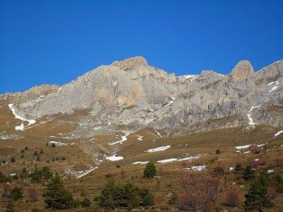 Cima delle Colme e Rocca dei Campanili mt. 2407-2384