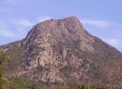 Monte Treggin mt. 870