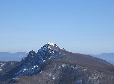 Monte Penna mt. 1735