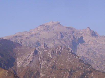 Rocca dell'Abisso mt. 2755