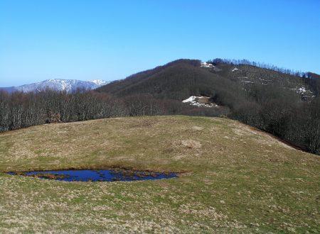 Monte Oramala mt. 1522