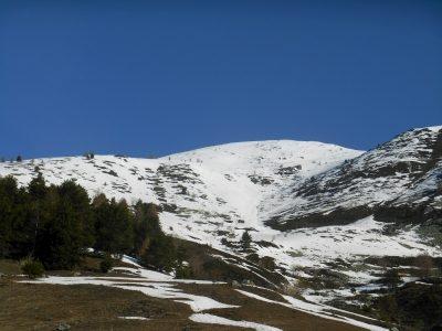 Monte Rastcias mt. 2404