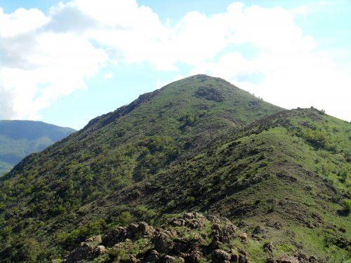 Monte Tugello mt. 848