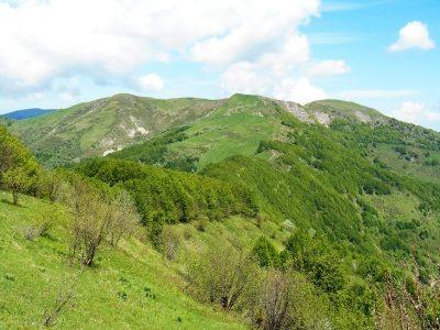 Monte Legnà e Monte Cavalmurone mt. 1669-1670