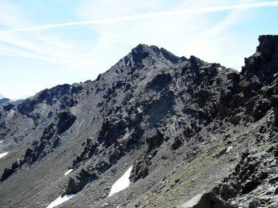 Rocher de la Grande Tempete mt. 3002