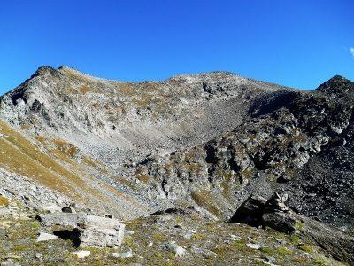 Mont Glacier mt. 3185