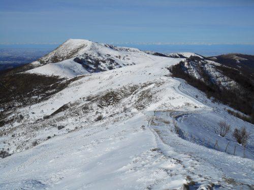 Monte Chiappo e Monte Ebro mt. 1699-1700