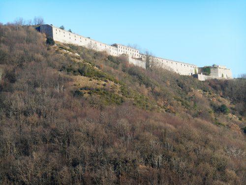 Forte Monteratti mt. 560 da Marassi