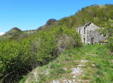 Monte Bano, Monte Tacche e Monte Caricato mt. 1035-964-953