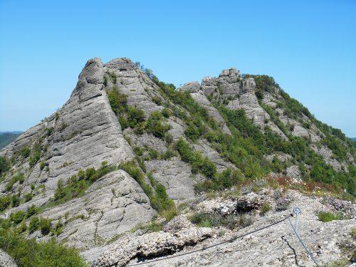 Monte Castello e Rocche del Reopasso