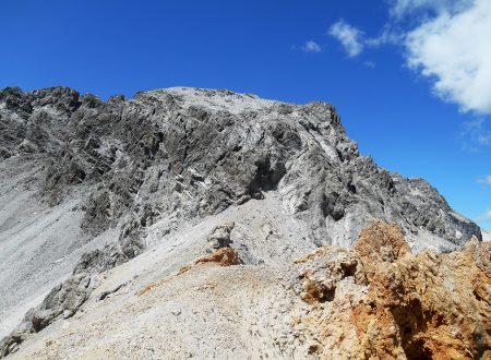 Punta Melchiorre (Pointe Melchior) mt. 2952