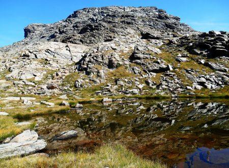 Palon di Resy e Monte Rosso di Verra mt. 2675-3022