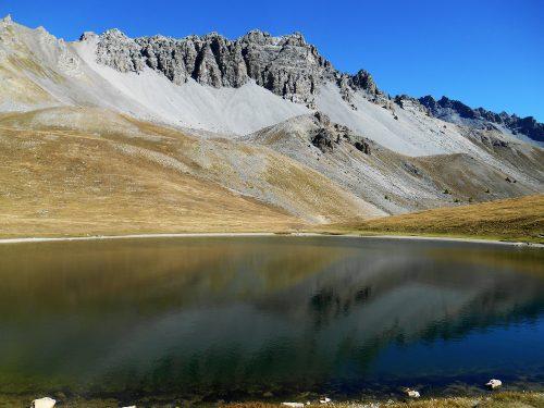Pic Ouest de Côte Belle e Pic Est mt. 2854-2915