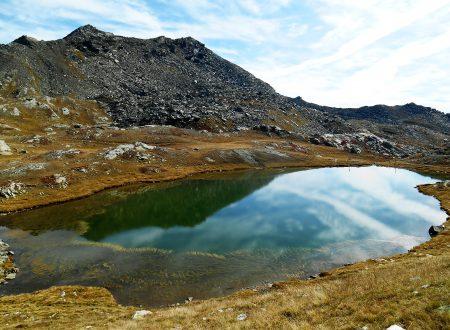 Punta Cialancia mt. 2855 e i 13 laghi