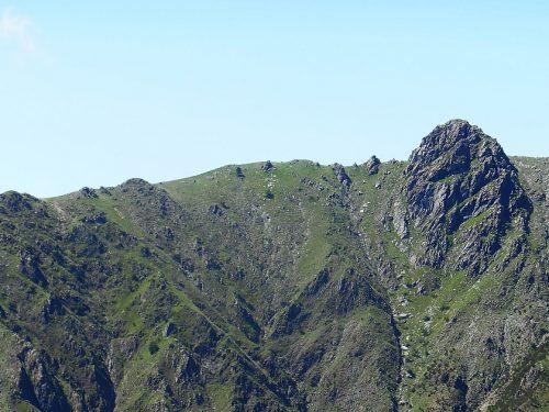Anello da San Carlo di Cese, Punta del Corno e Monte Pennello 840-995