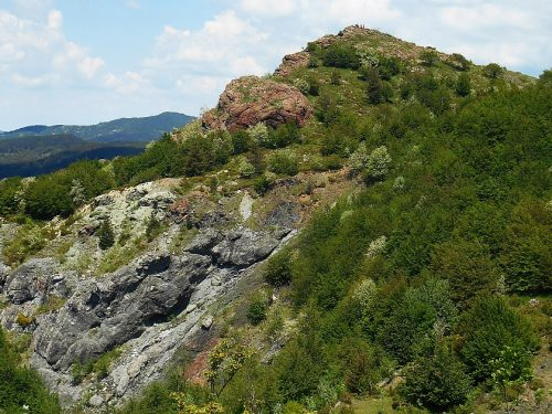 Anello da Fontanigorda, Castello Fante, Gifarco e Roccabruna 1391-1381-1418