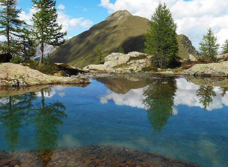 Costabella del Piz e Monte Rouss mt. 2599-2603