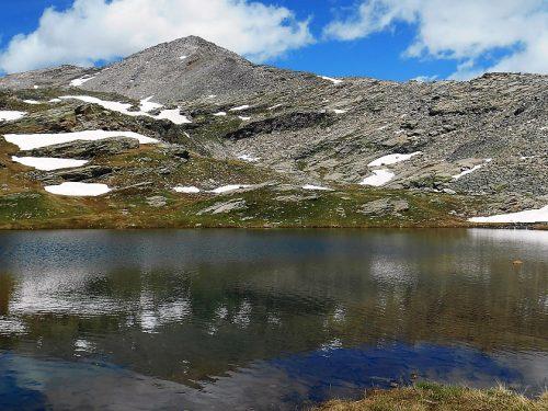 Punta Violetta mt. 3031 e giro dei laghi