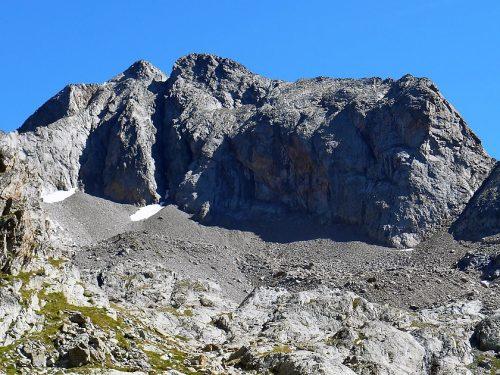 Monte Gelas mt. 3143