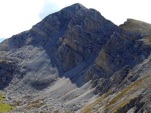 Monte Rotondo, Cima Revelli e Bric Conoia mt. 2495-2486-2521