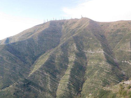 Monte Fasce mt. 834 anello per Rio Ciurli
