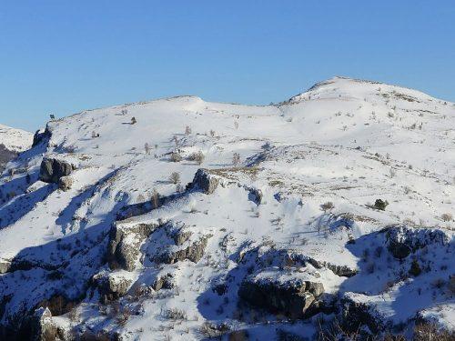 Monte Armetta mt. 1739 anello dal Colle di Caprauna