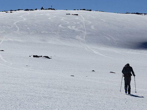 Monte Aiona mt. 1701 anello dal Lago delle Lame