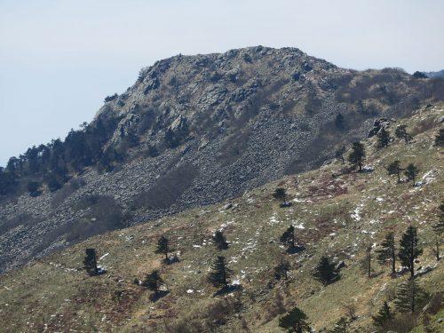 Monte Argentea mt. 1082 anello da Curlo