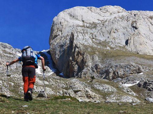 Tentativo di salita alla Rocca di Maraquaià mt. 2401