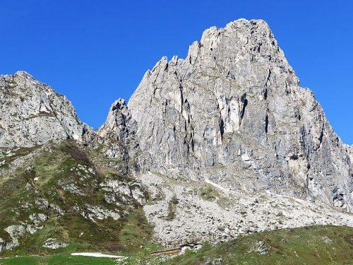 Rocca Parvo, Parvetto, Punta Parvo, Monte Viridio, Cima Viribianc anello da Chiappi